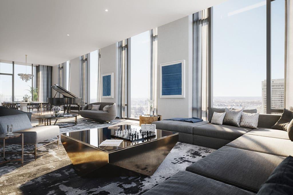 Fifth Avenue Manhatten Penthouse in New York