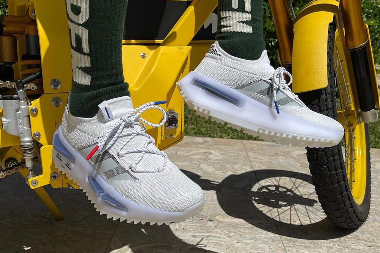 Pharrell adidas NMD S1 sneaker