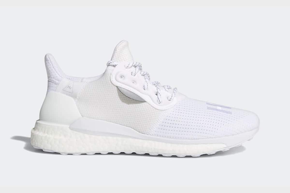 pharrell x adidas Solar Hu sneaker 2019