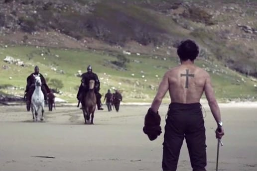Pilgrimage film trailer - Tom Holland