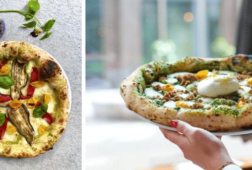 pizzalab amsterdam Napolitaanse pizza