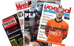 populairste mannenbladen 2017 - magazines voor heren 2018
