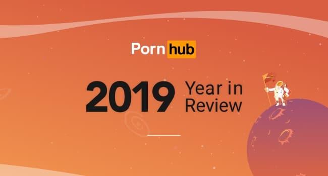 Pornhub zoekgedrag 2019 nederland