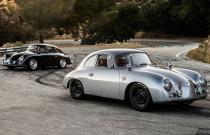 Porsche 356 'Outlaw' Custom door Emory Motorsports