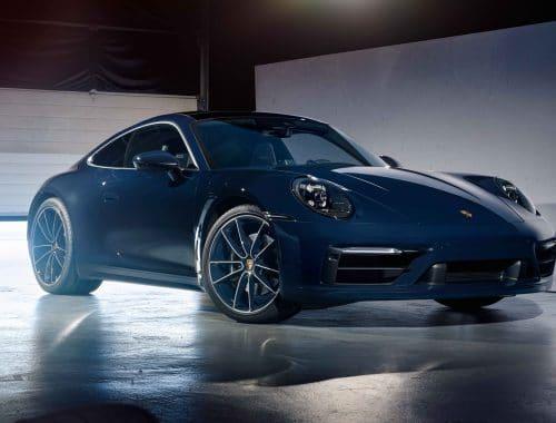 Porsche 911 Carrera 4S Belgian Legend