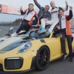 Porsche 911 GT2 RS - Nürburgring ronderecord