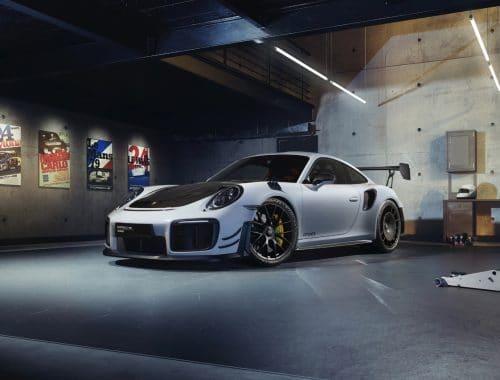Porsche Sonderwunsch custom programma