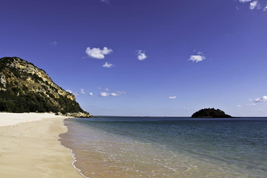 portugese stranden arrabida