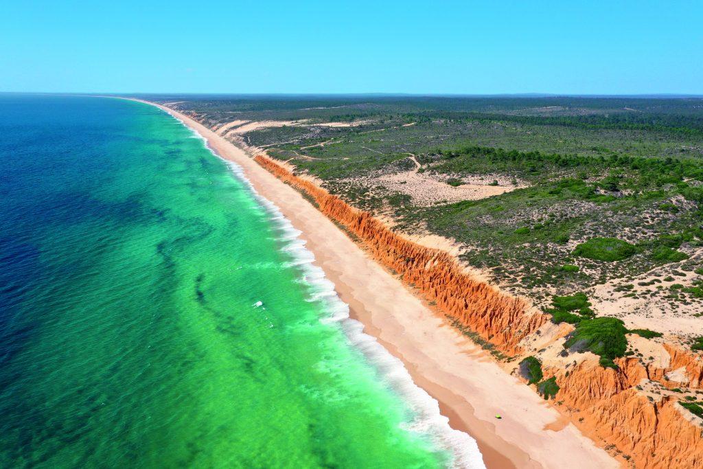portugese stranden comporta