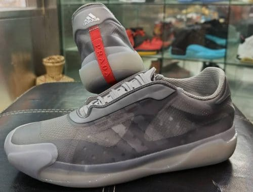"Prada x Adidas A+P LUNA ROSSA 21 ""Gunmetal Grey"""