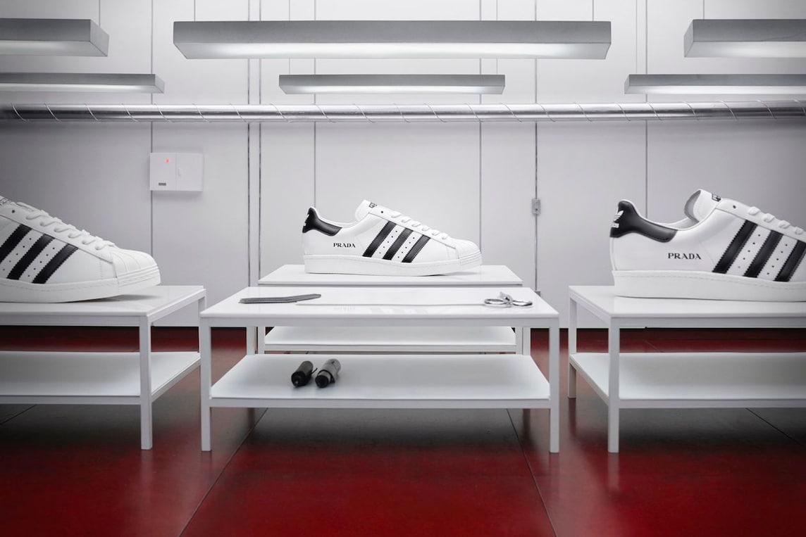 """""""PRADA FOR ADIDAS"""" - Prada x adidas Originals Premium Superstar 2"""