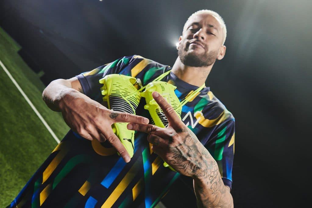 Neymar Jr. x PUMA FUTURE Z 1.1 'Yellow Alert'