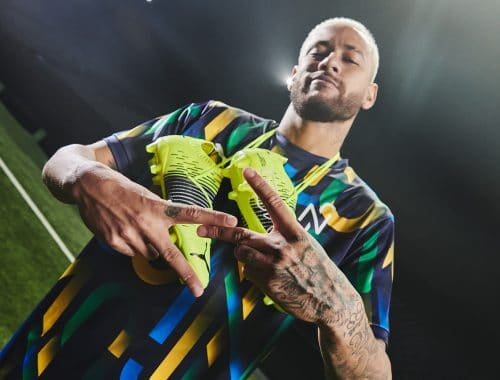 Neymar Jr. x PUMA FUTURE Z 1.1 'Yellow Alert'