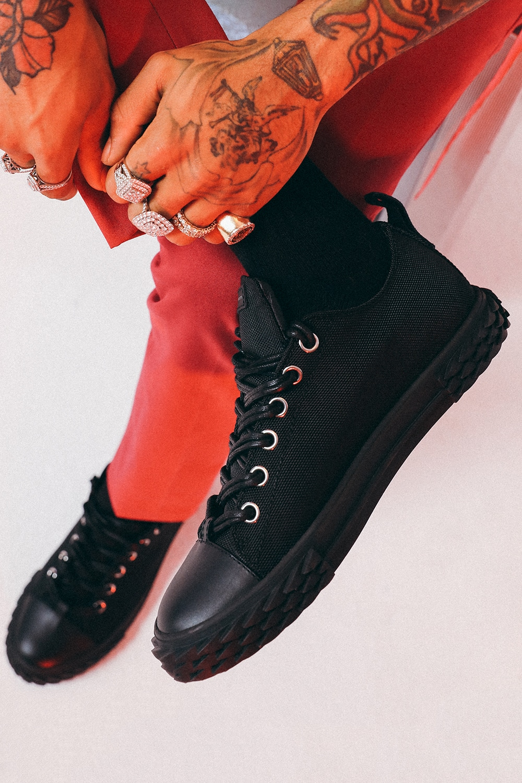 Giuseppe Zanotti Blabber Sneaker - Rae Sremmurd