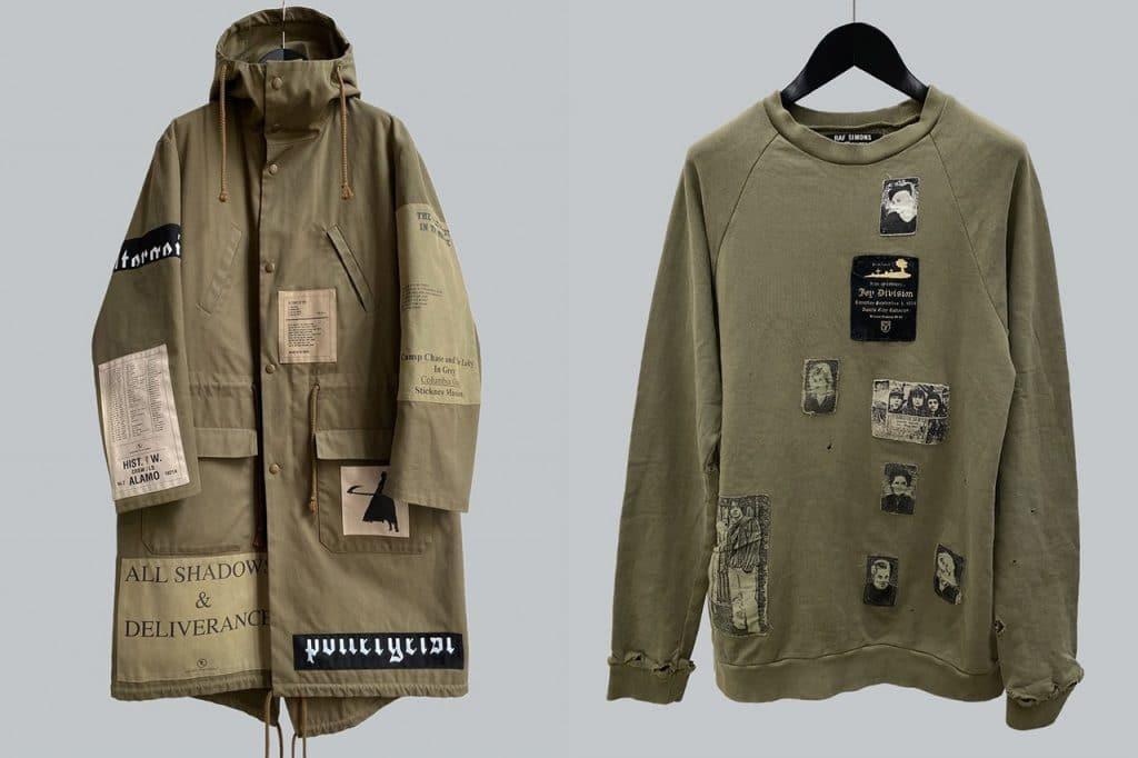 Raf Simons Archive kleding webshop - Lee Young Kyoon - C'EST CHAUD