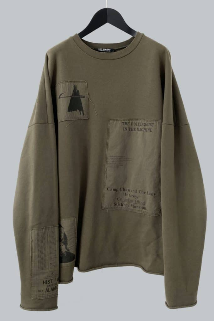 Raf Simons Archive webshop - Lee Young Kyoon - C'EST CHAUD