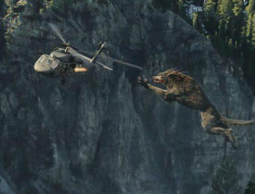 Rampage film The Rock bioscoop
