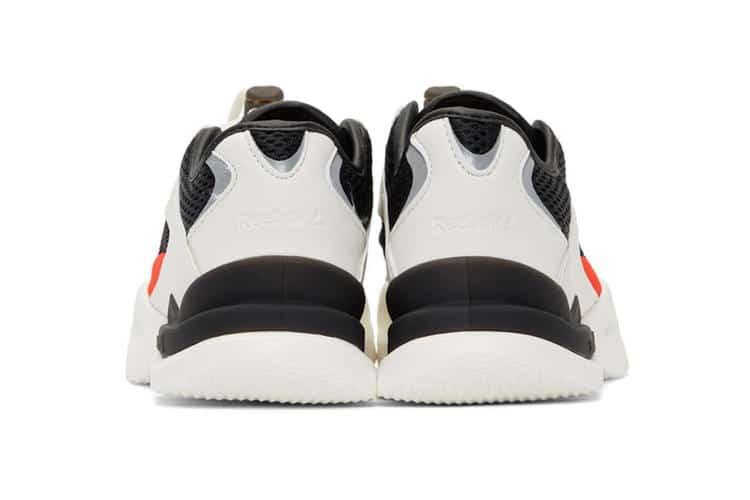 Reebok Run.r 96 sneaker white black red