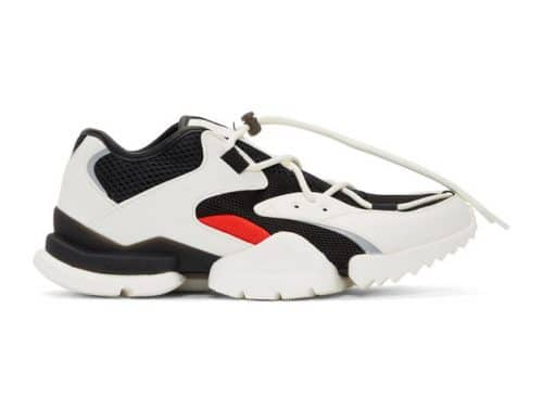 Reebok Run.r 96 sneaker white black red