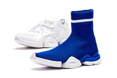 Reebok Sock Run.r & Reebok Run.r 96