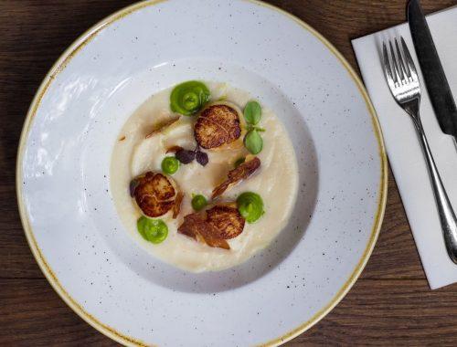 Brooks Amsterdam Recensie restaurant