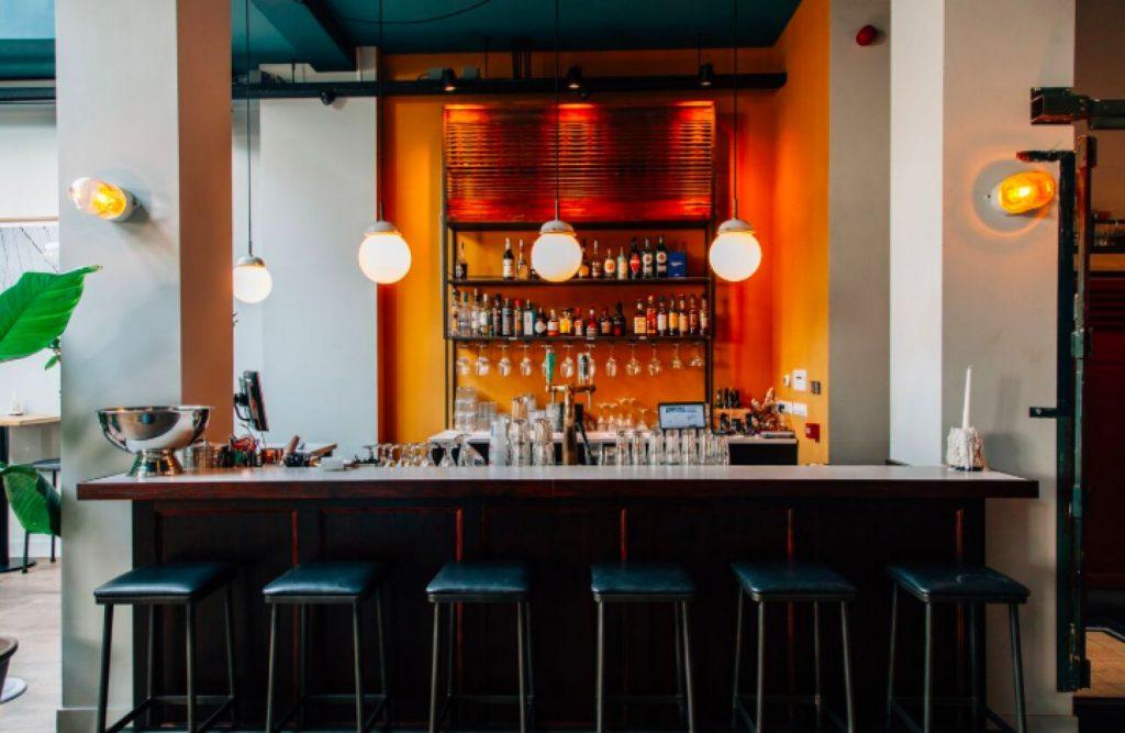 Restaurant Kluis Amsterdam
