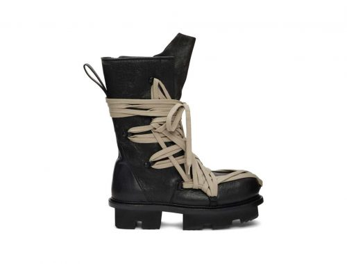 Rick Owens Megatooth Boots