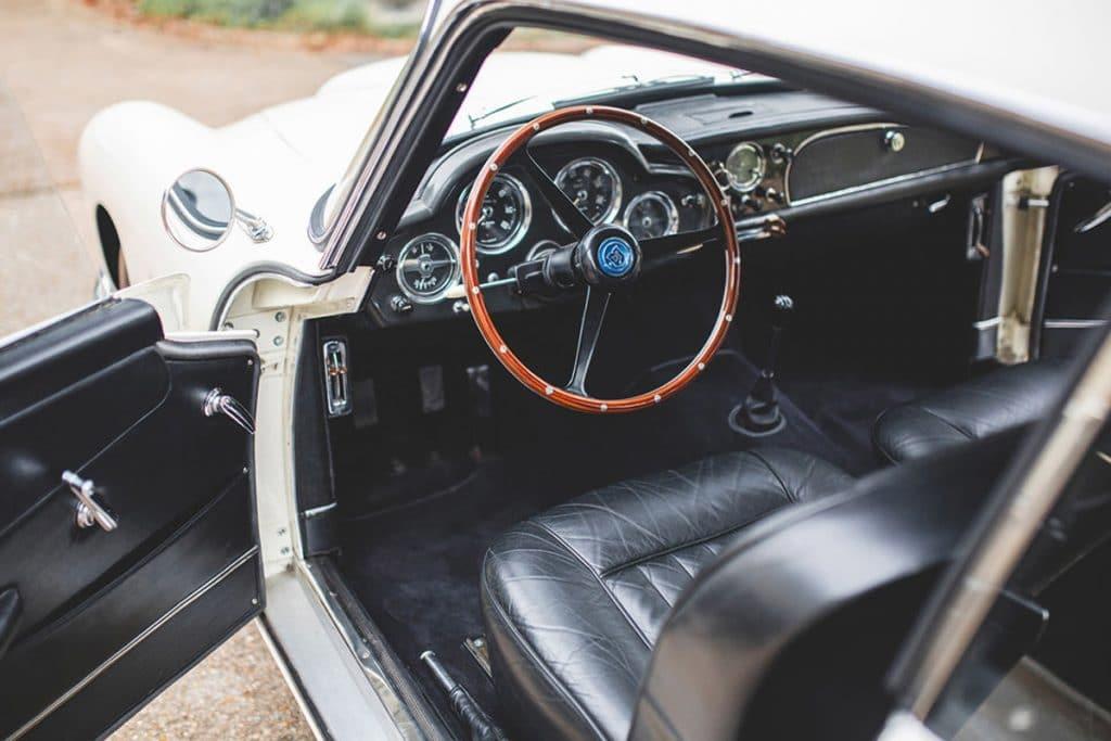 Aston Martin DB4 1958 Paris Motor Show