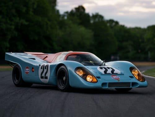 1970 Porsche 917 K - Steve McQueen 'Le Mans' veiling