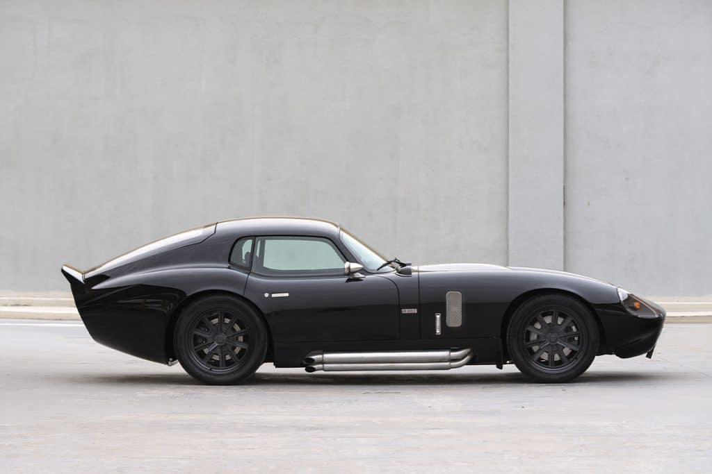 2013 Shelby Cobra Daytona Coupe