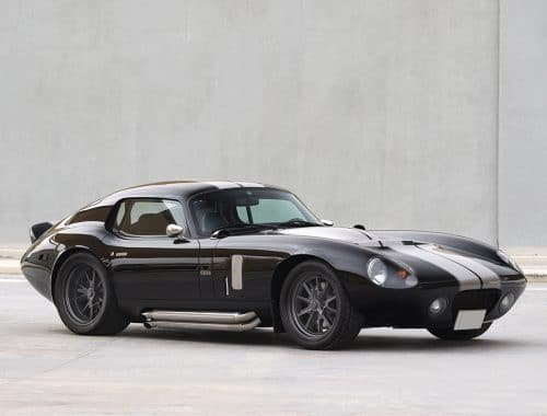 2013 Shelby Cobra Daytona Coupe
