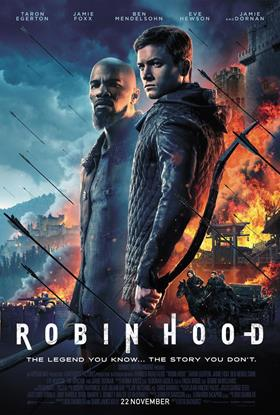 Robin Hood poster nl