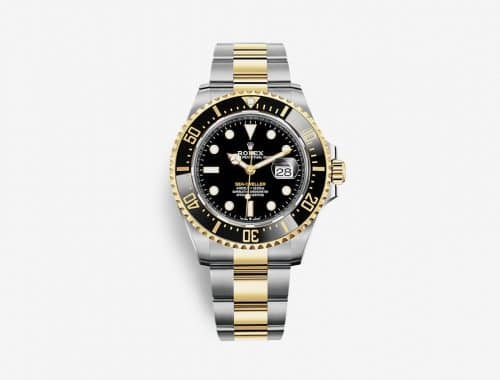 Rolex 18K Rolesor Sea-Dweller