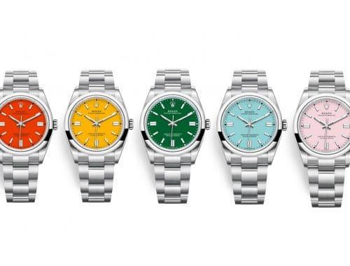 nieuwe Rolex horloges voor 2020 - nieuwe rolex oyster-perpetual 2020