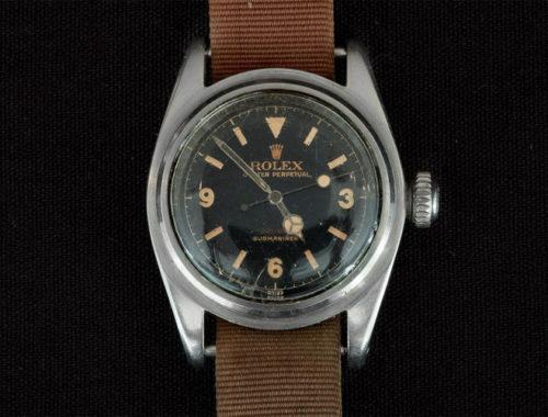 Rolex Submariner 1956 - Rolex Oyster Perpetual Submariner