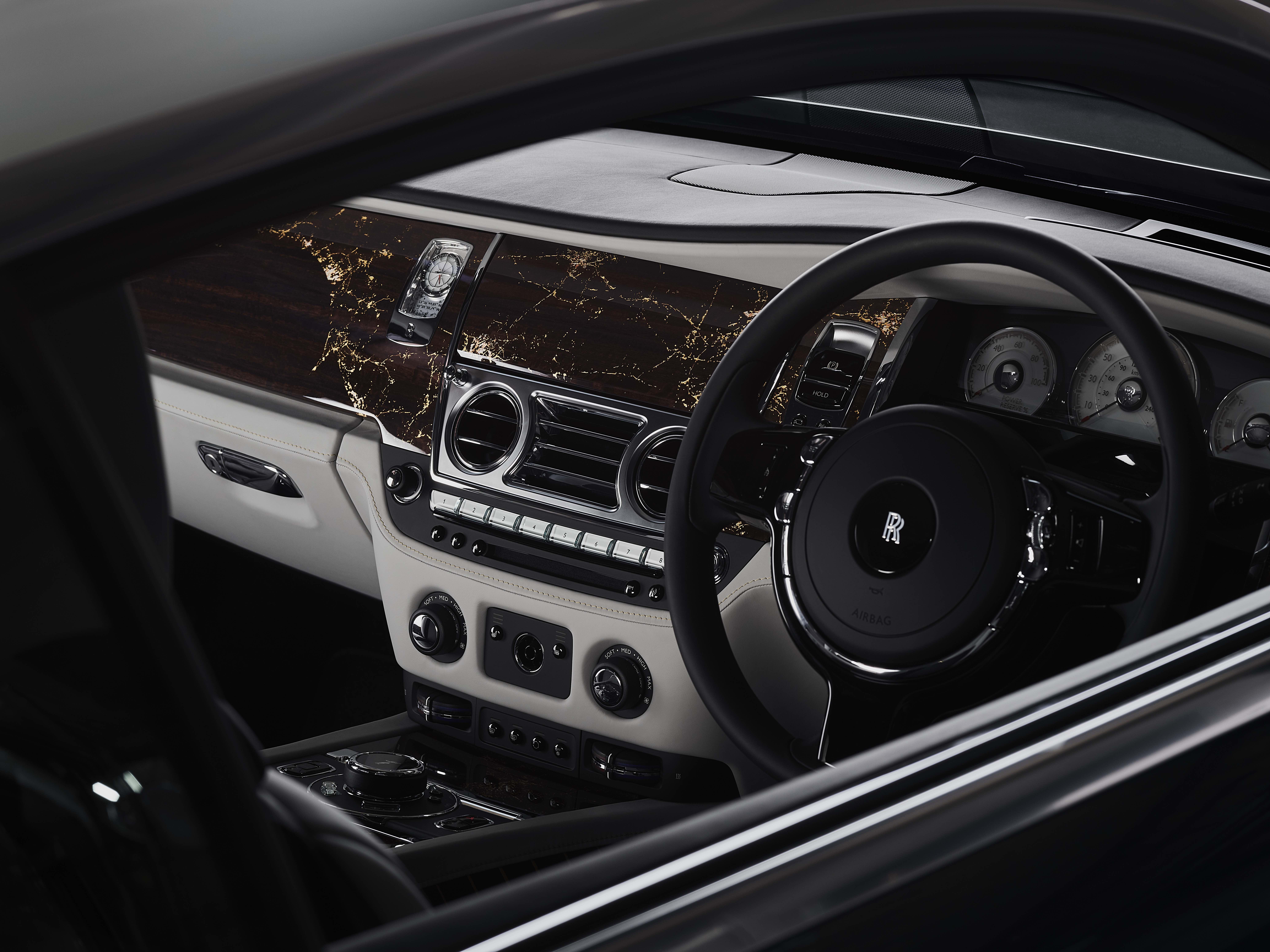 Rolls-Royce Wraith Eagle VIII Collection Car
