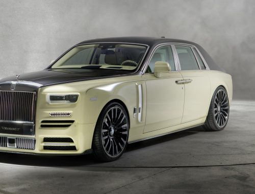 Rolls-Royce Bushukan