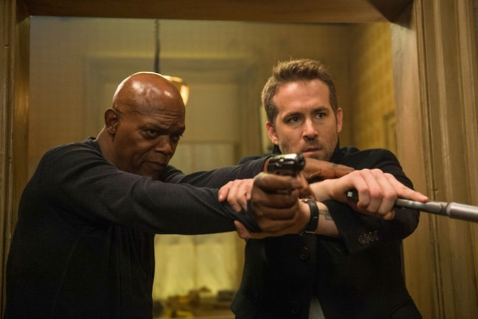 The Hitman's Bodyguard film trailer
