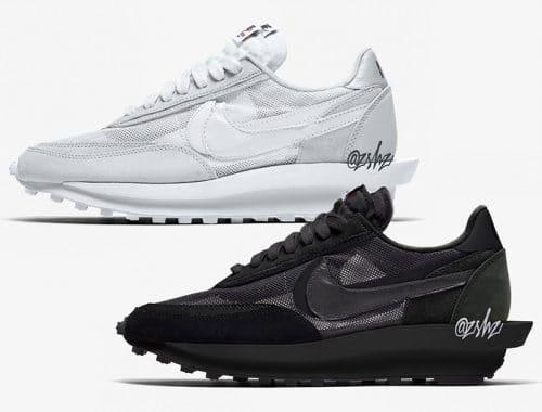 sacai x Nike LDWaffle Triple