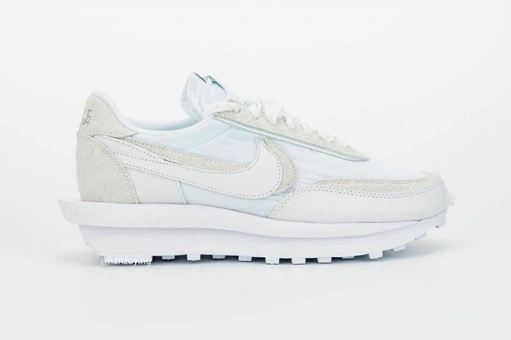 sacai x Nike LDWaffle White