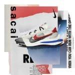 sacai x Nike Vaporwaffle officiële releasedatum