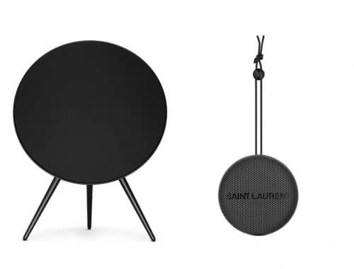 Saint Laurent x Bang & Olufsen Beoplay A9 & A1