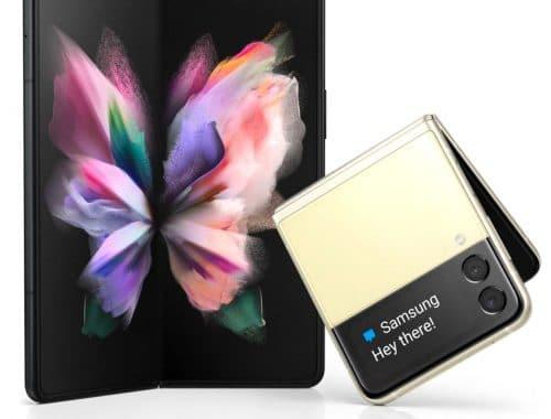 Goedkopere Samsung Galaxy Z Flip 3 + Lite