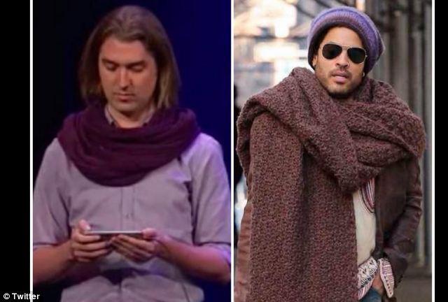 infinity scarf Krul