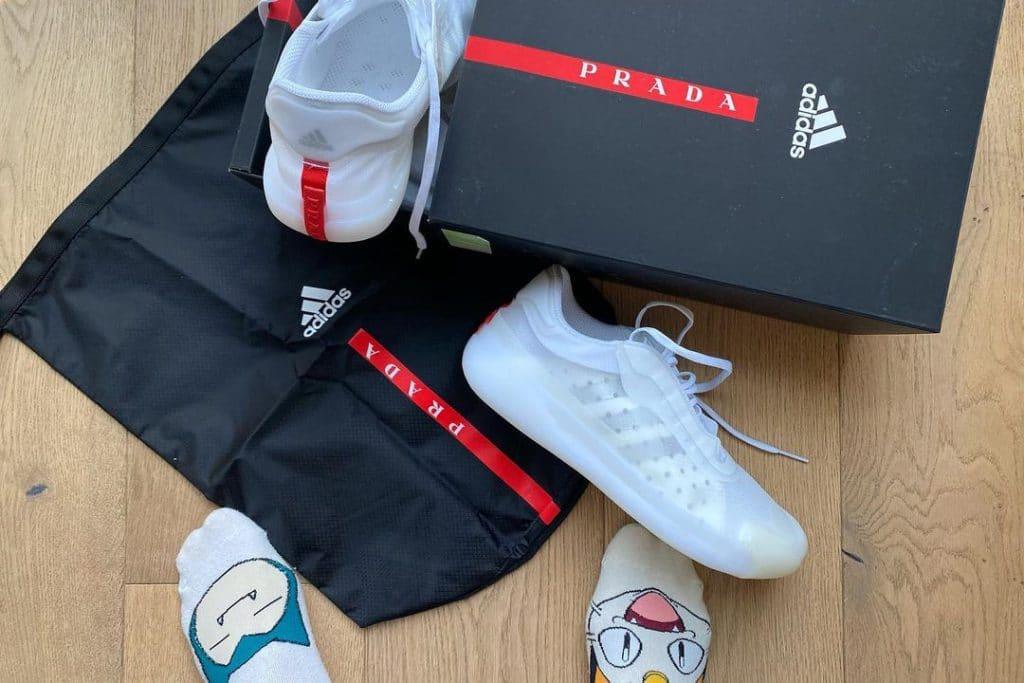 Nieuwe Prada x adidas Originals sneaker Sean Wotherspoon