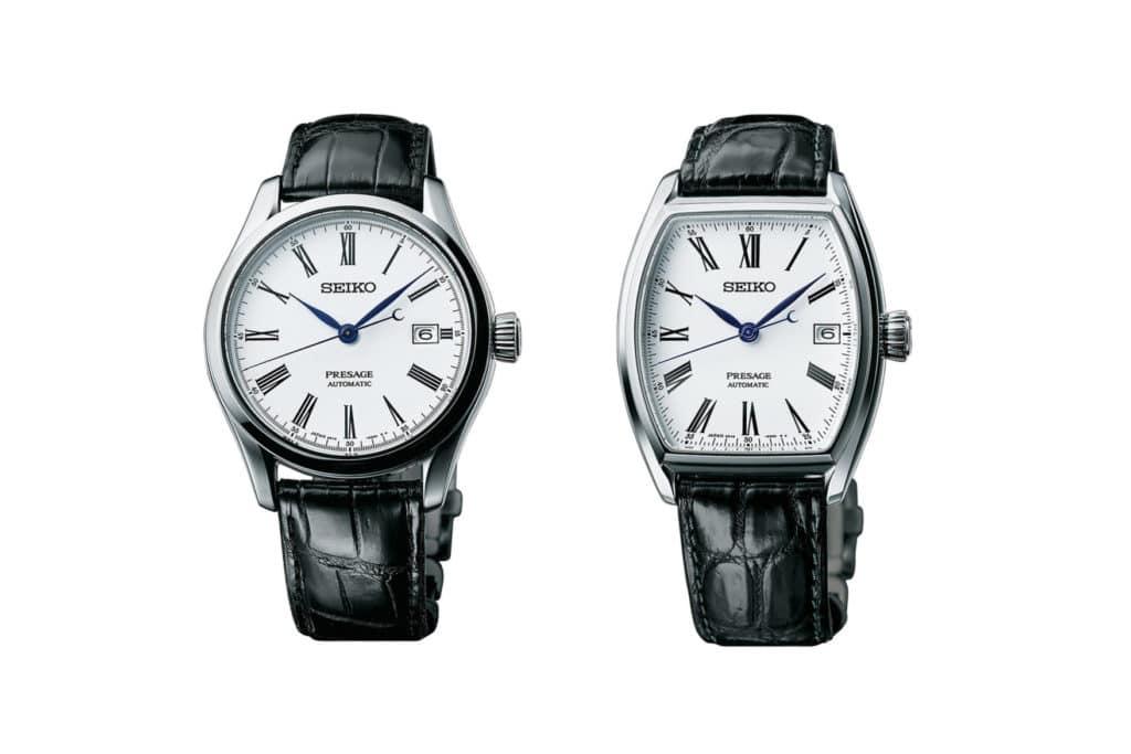 De Seiko Presage Enamel horloges zijn nu beschikbaar