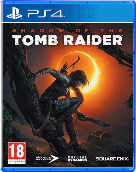 Shadow of the Tomb Raider giveaway