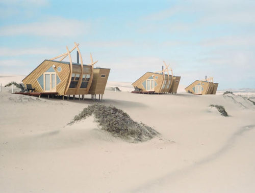 Shipwreck Lodge vakantie Namibie