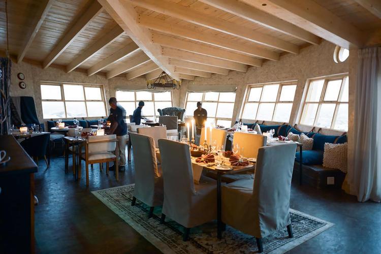 Shipwreck Lodge reizen Namibie