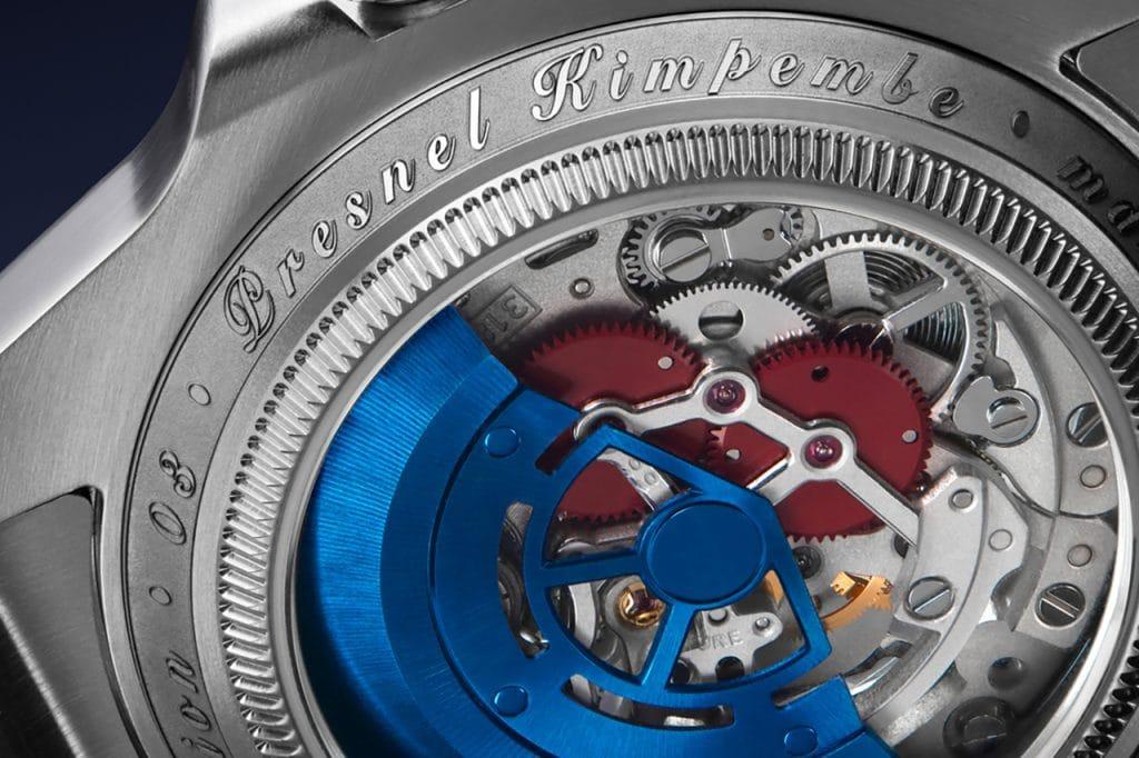 Skeleton Concept custom Rolex GMT-Master II Presnel Kimpembe